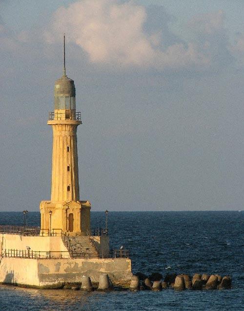 Реферат про александрийский маяк 1356