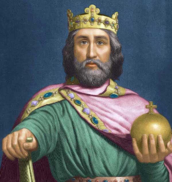 Доклад про карла великого кратко 1074