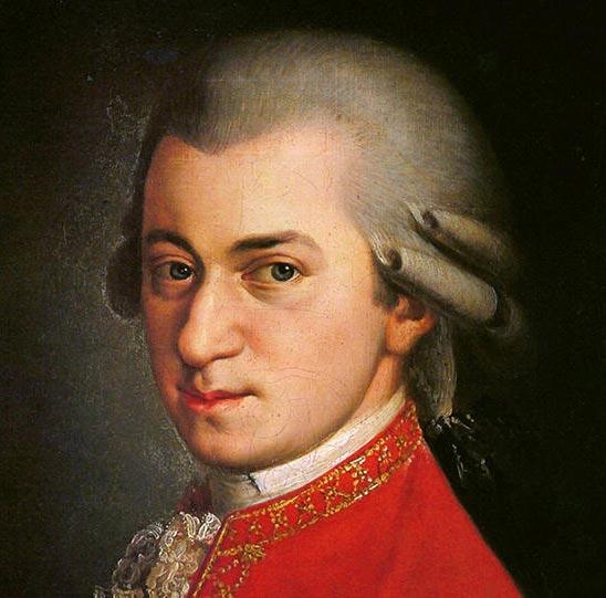 Доклад про моцарта для 5 4321