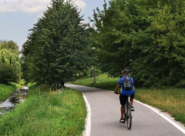Правила поведения велосипедиста