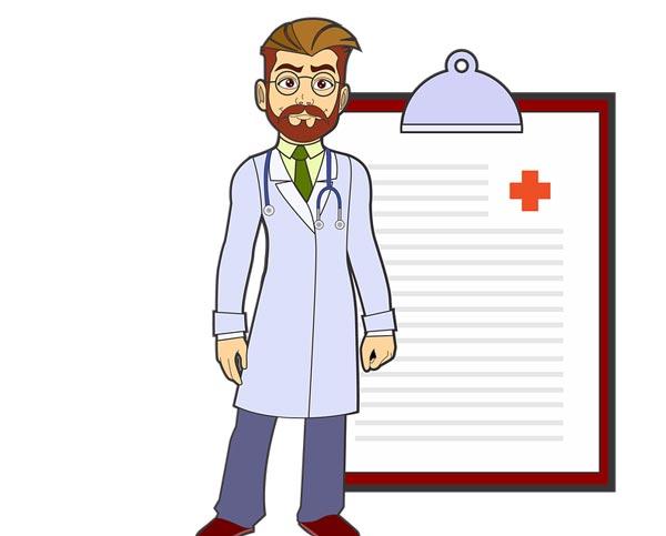 Написать доклад о профессии врача 346