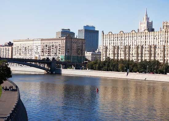 Реки Московской области